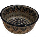Marrakech individual salad bowl