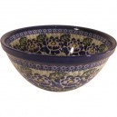 Summer garden small salad bowl