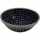 Blue eyes medium size salad bowl